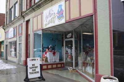 Hatter's Bookshop