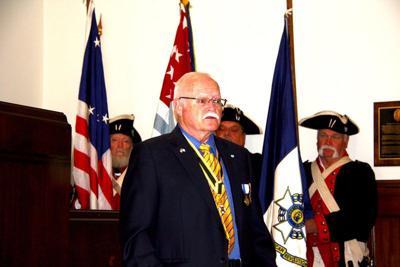 Officials honor General Hugh Mercer, dedicate courthouse art