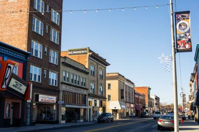 Downtown Princeton