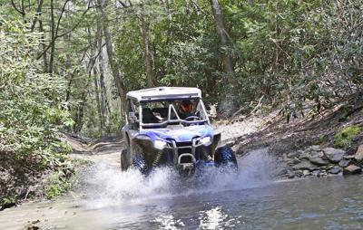 ATV riders