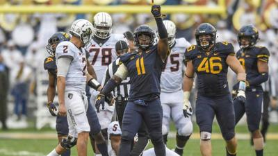 No hype, no problem for Long Jr. and Mountaineer defense