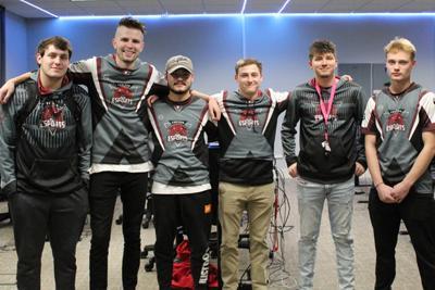 Concord E-Sport team