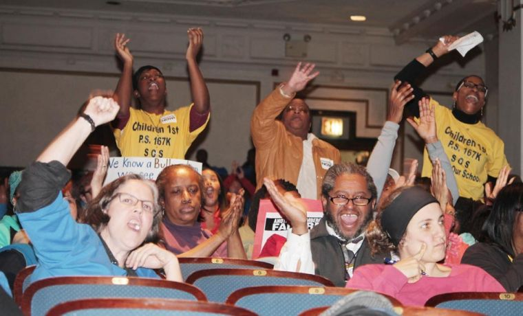 PEP OK's closure of two Campus Magnet schools, collocations at Flushing, Newtown 1