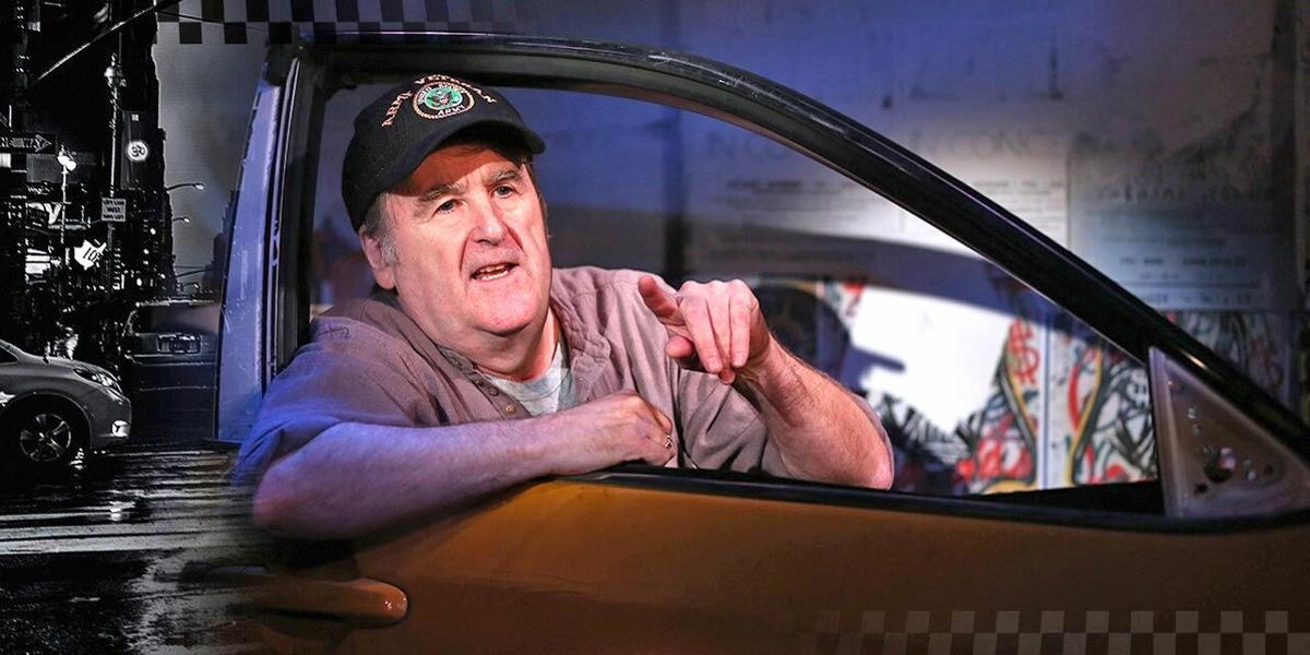 Queens cabbie with stories is no hack on stage 2