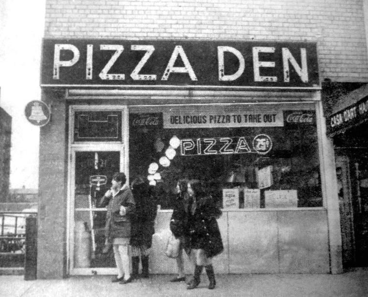 The Pizza Den from pizza to laundry 1