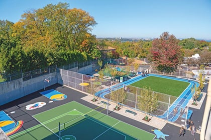 PS 221's new playground should open on weekends 2