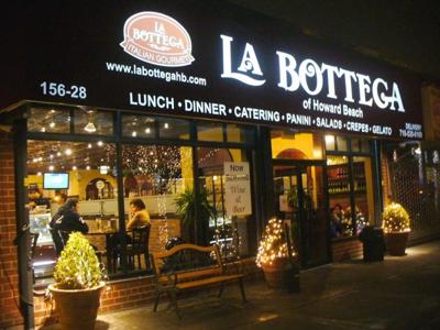 La Bottega: Fine dining and a pickup counter too 1