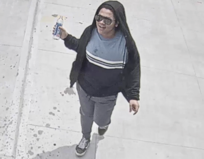LIC woman targeted with Anti-Asian slur