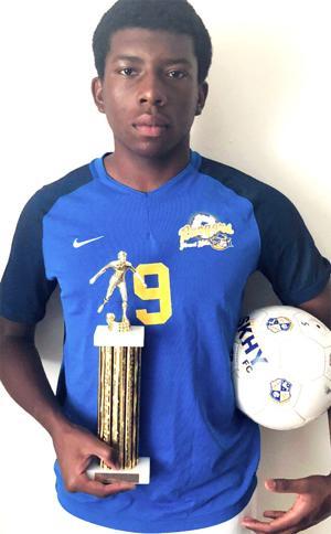 Forest Hills H.S. soccer star secures scholarship
