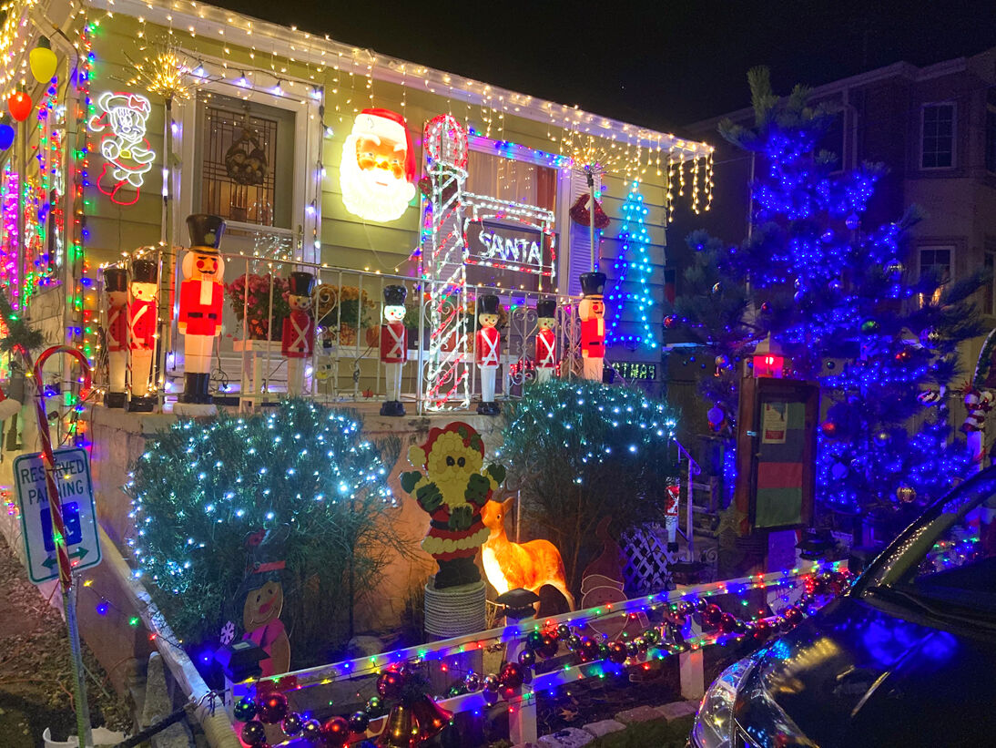 A glittering Christmas escape for dark times 1
