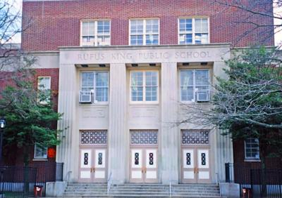 PS 26 addition plans include revamped park 1