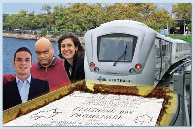 AirTrain opponents head to U.S. court 1