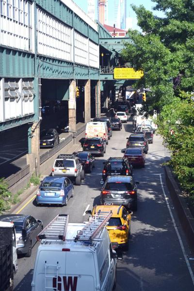 Congestion pricing clears large hurdle 1