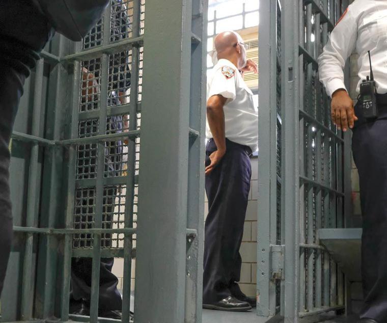 Inside Queens' ghost jail 2