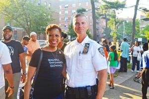 National Night Out in 103rd, 105th pcts.9