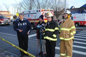 Battery sparked blaze that shut down LIRR