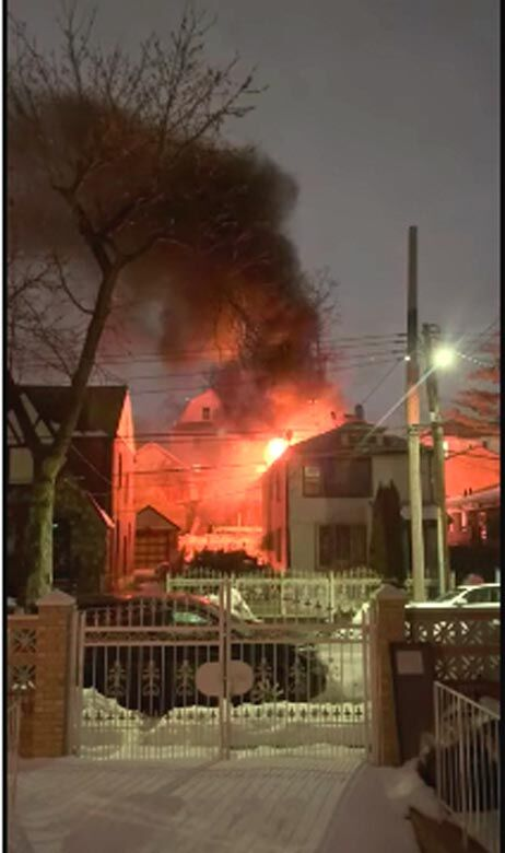 Fatal East Flushing fire ruled accidental 1
