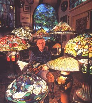 Tiffany's 'dream gardens' on display 2