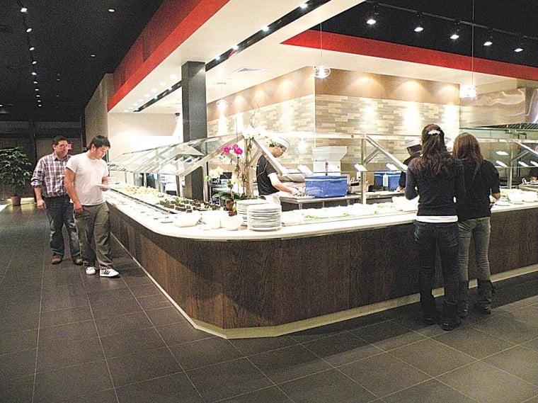Mizumi sushi and seafood buffet anniversary 2