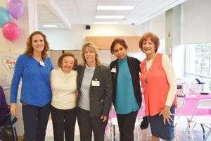 Volunteers lauded at Tietz 1