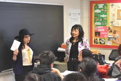 Top high school has its annual career day 1