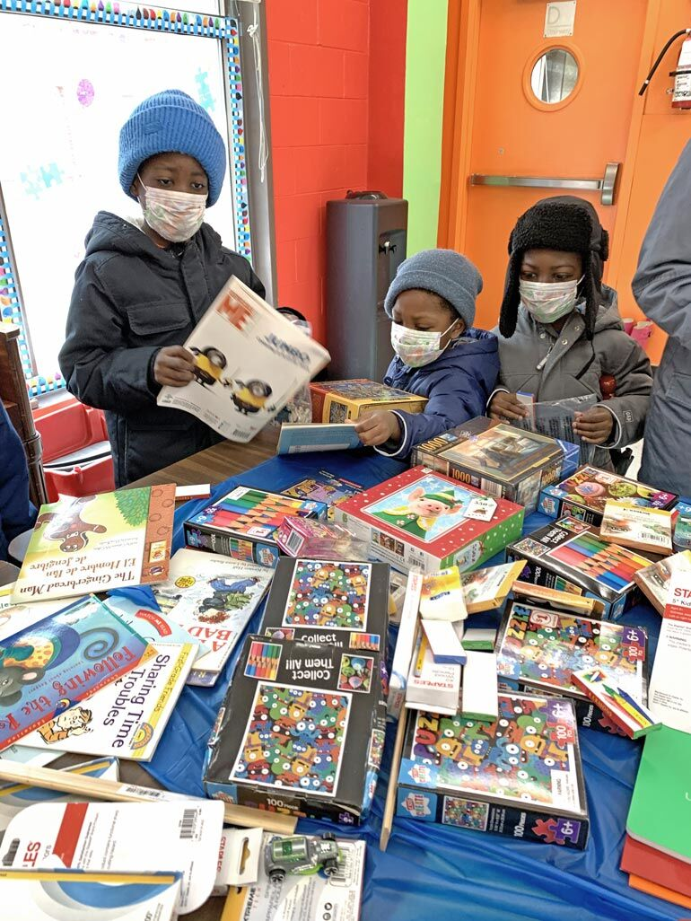 Charity does good work for needy kids 2
