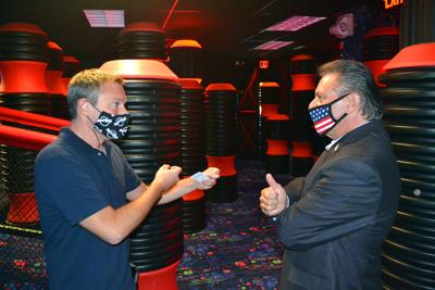 Laser Bounce hoping to reopen in Glendale 1