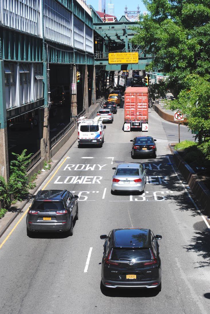 Congestion pricing meetings set: MTA 2