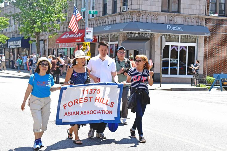 Memorial Day commemorated in Forest Hills 3