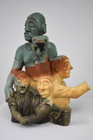 Mind before matter in ceramics exhibition 2