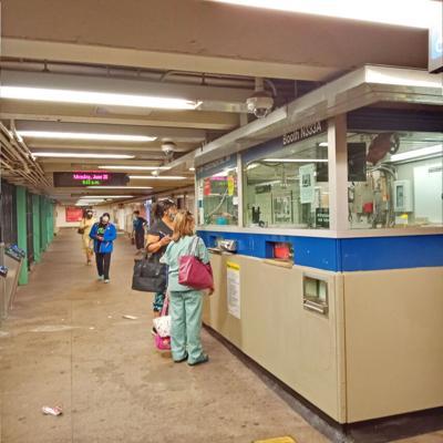 MTA gets pushback on cashless booths 1
