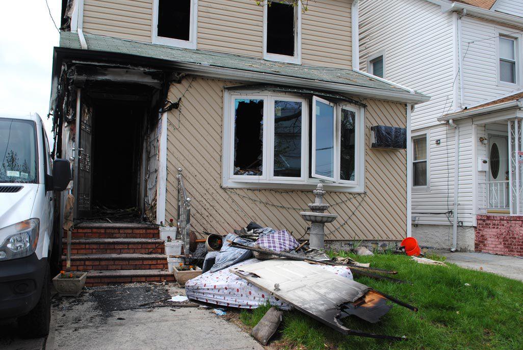 Three dead, eight hurt in Queens Village fire