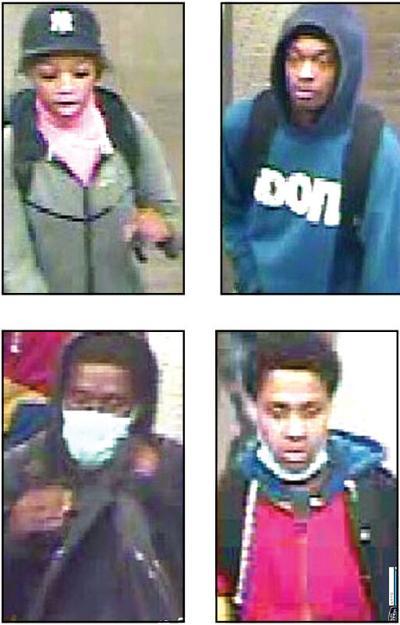 Four injure teen in J train platform attack 1