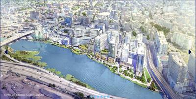 Waterfront district coming to Flushing 1