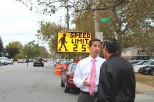 Improve Lindenwood streets: Goldfeder 1