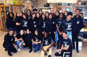 Student focus: Martin Van Buren High School 1
