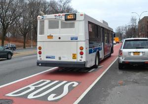 """<p>""""Bus Only"""" will no longer be a warning starting Feb. 20, as the Department of Transportation announced Monday that the city will start ticketing drivers caught in the Select Bus Services lanes.</p>"""
