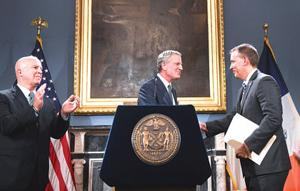 Mayor taps Shea as NYPD commissioner 2
