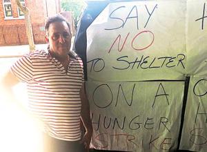 Ozone Park resident's hunger strike goes on 1