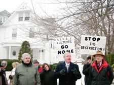 Douglaston Hill Residents Rally To Save Threatened 'White House'