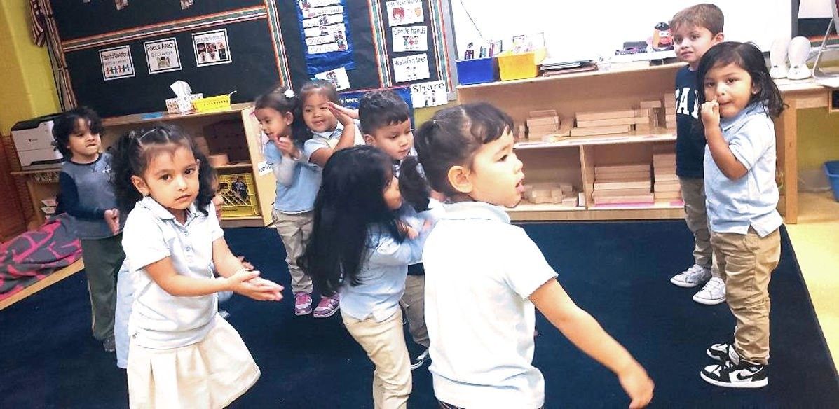 The Buzz at PS 254, The Rosa Parks School in Richmond Hill 1