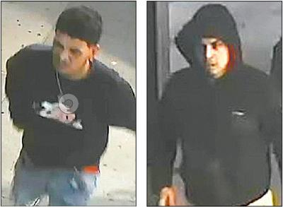 Forcible robbery in Flushing 1