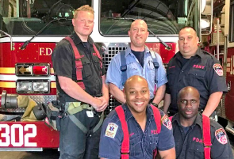 Heroism is all in a day's work for FDNY 2