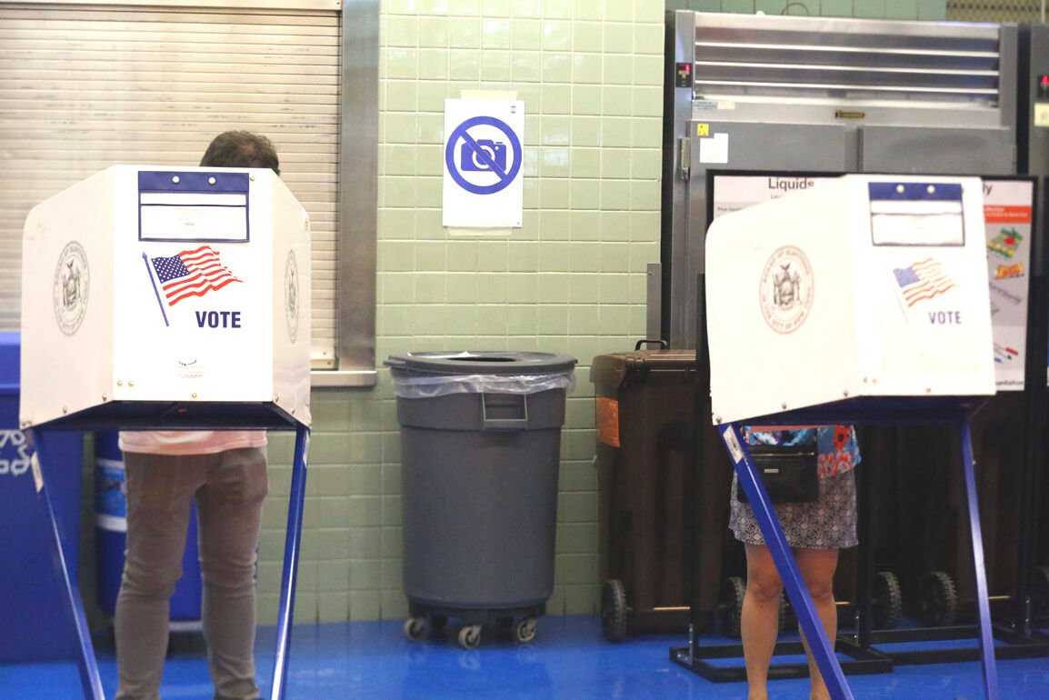 Early voting sites and dates in the borough 2
