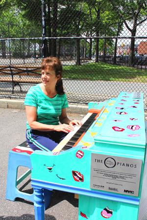Sing for Hope pianos 1