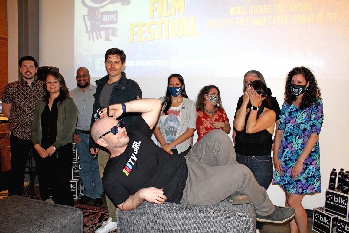 World film fest: Inside, outside, virtual and live! 2