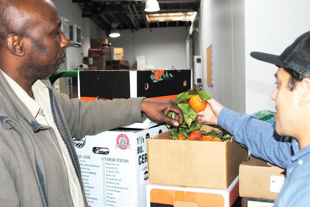 Fighting hunger on the front lines in Queens 2