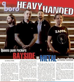 Bayside gets heavy and deep on 'Interrobang' 1