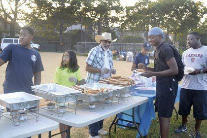 National Night Out in 103rd, 105th pcts. 3