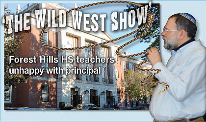 Teachers unhappy with FH principal 1
